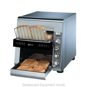 Star QCS2-800 Toaster, Conveyor Type, Electric