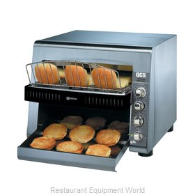 Star QCS3-1000 Toaster, Conveyor Type, Electric
