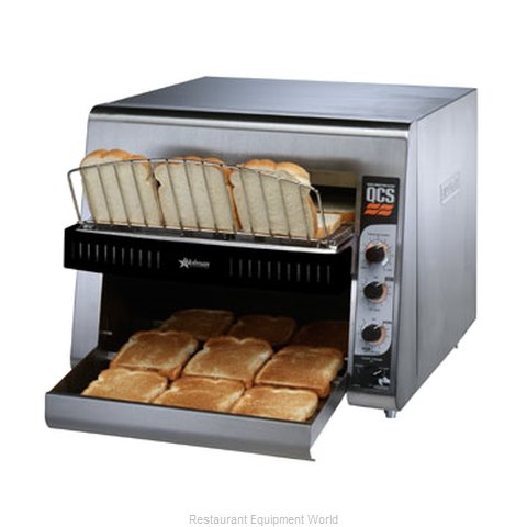 Star QCS3-1000A Toaster Conveyor Type Electric