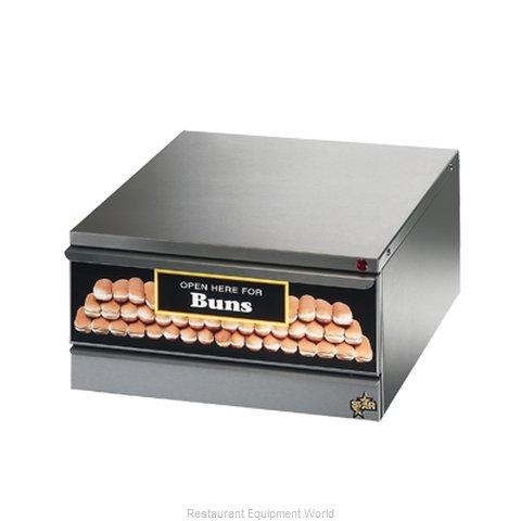 Star SST-20 Hot Dog Bun / Roll Warmer