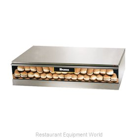 Star SST-50 Hot Dog Bun / Roll Warmer