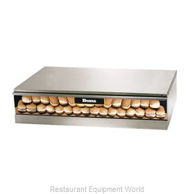 Star SST-75 Hot Dog Bun / Roll Warmer