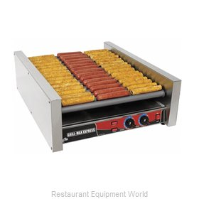 Star X45SG Hot Dog Roller Grill
