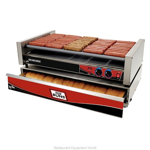 Star X50 Hot Dog Roller Grill