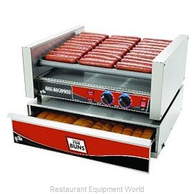 Star X50SG Hot Dog Roller Grill