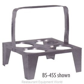 Steril-Sil BS-4LS Silverware Basket