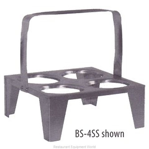 Steril-Sil BS-4SS Silverware Basket