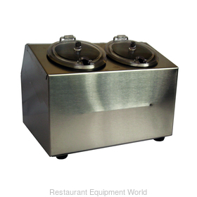 2-hole Condiment Dispenser