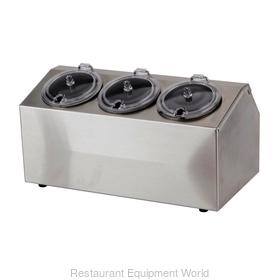 3-hole Condiment Dispenser