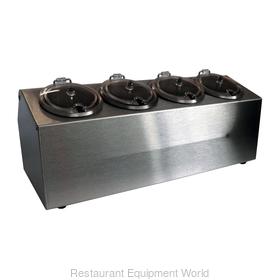 4-hole Condiment Dispenser