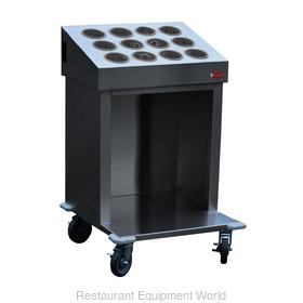 Tray and Silverware Cart