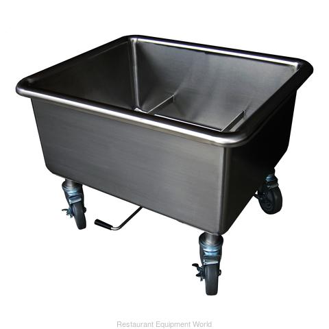 E1 Mobile Soak Sink