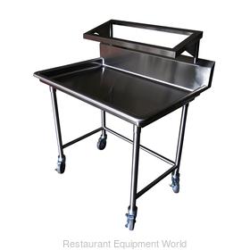 E1 Silverware Sorting Table