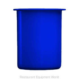 30 oz. Blue Plastic Container