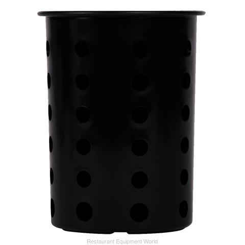 Silverware Cylinder, Black