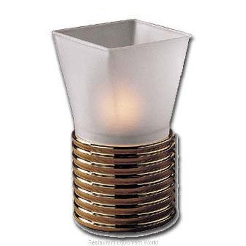 Sterno Group 724BRS Candle Lamp Base