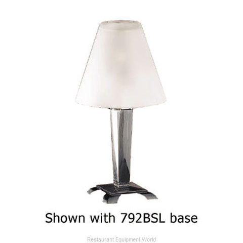 Sterno Group 982FR Candle Lamp Shade