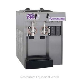 Stoelting F144-18I2 Soft-Serve Shake Machine Combo