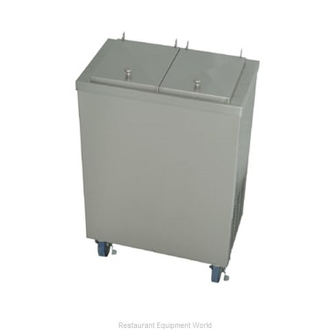 Stoelting MDC2-37-A Ice Cream Dipping Cabinet