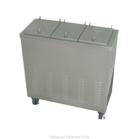 Stoelting MDC3-37-A Ice Cream Dipping Cabinet