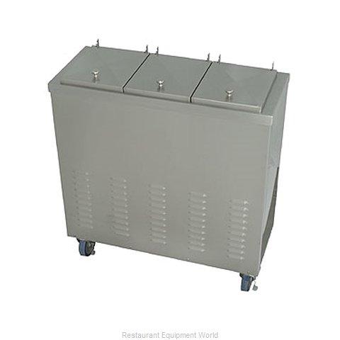 Genial Stoelting MDC3 Ice Cream Dipping Cabinet