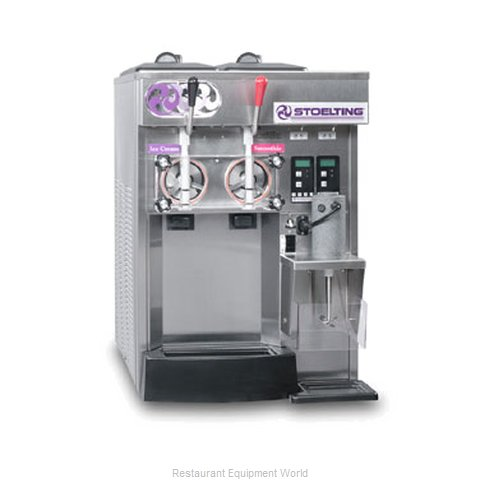 Stoelting SF144-38 Soft-Serve Shake Machine Combo (Magnified)