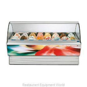 Stoelting SPRINT 24-302 Display Case Gelato Ice Cream Dipping Cabinet