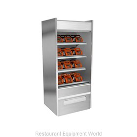 Structural Concepts B2432H Display Merchandiser, Heated, For Multi-Product