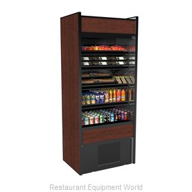 Structural Concepts B32-QS Display Case, Refrigerated, Self-Serve