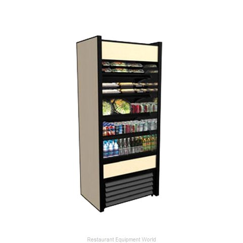 Structural Concepts B32Z Display Case, Refrigerated, Self-Serve
