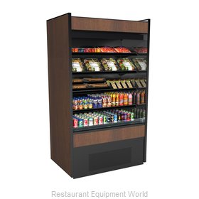 Structural Concepts B3632-QS Display Case, Refrigerated, Self-Serve