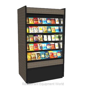 Structural Concepts B3632D Display Case, Non-Refrigerated Bakery
