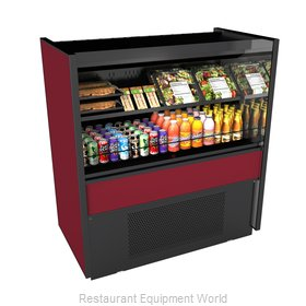 Structural Concepts B4248 Display Case, Refrigerated, Self-Serve