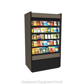 Structural Concepts B4732D Display Case, Non-Refrigerated Bakery