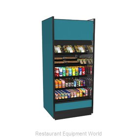 Structural Concepts B4732TM Display Case, Refrigerated, Self-Serve