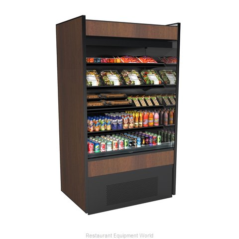 Structural Concepts B5932 Display Case, Refrigerated, Self-Serve