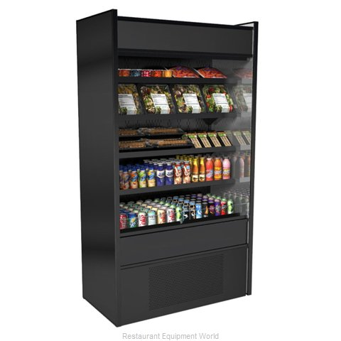 Structural Concepts B6624-E3 Merchandiser, Open Refrigerated Display