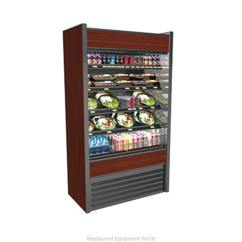 Structural Concepts B82-QS Self-Service Refrigerated Merchandiser