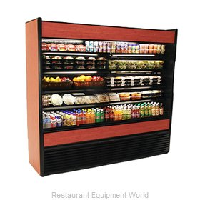 Structural Concepts B82 Display Case, Refrigerated, Self-Serve