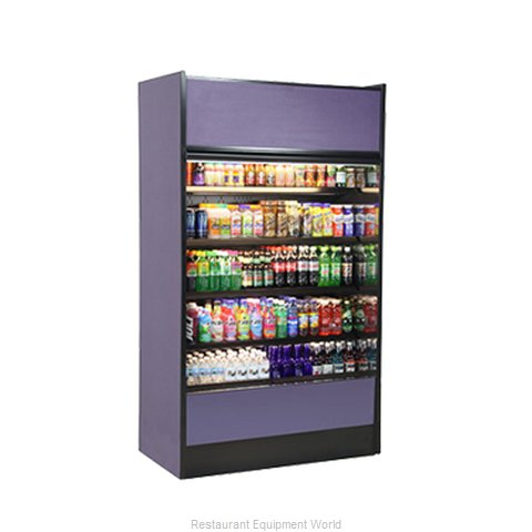 Structural Concepts B824TM Self-Service Refrigerated Merchandiser