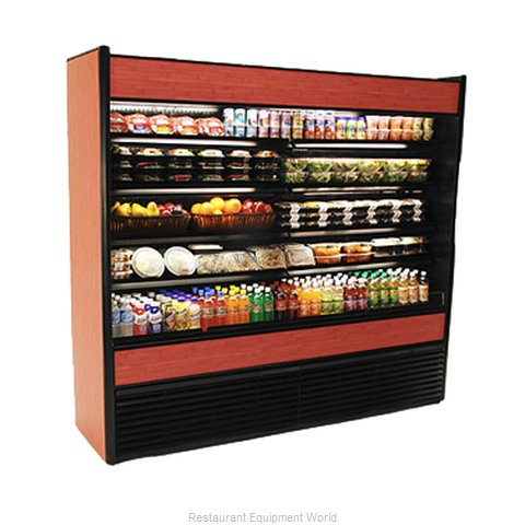 Structural Concepts B82Z Self-Service Refrigerated Merchandiser