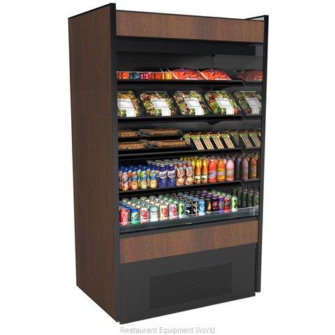 Structural Concepts BV7132 Merchandiser, Open Display
