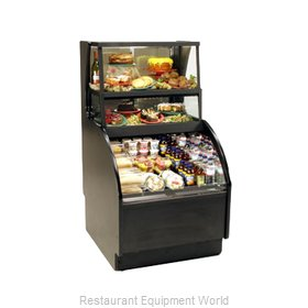 Structural Concepts C3Z4867 Display Case, Refrigerated/Non-Refrig