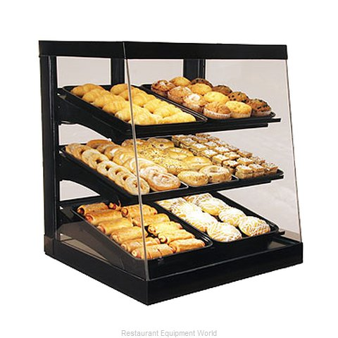 Structural Concepts CGS3830 Display Case, Non-Refrigerated Countertop
