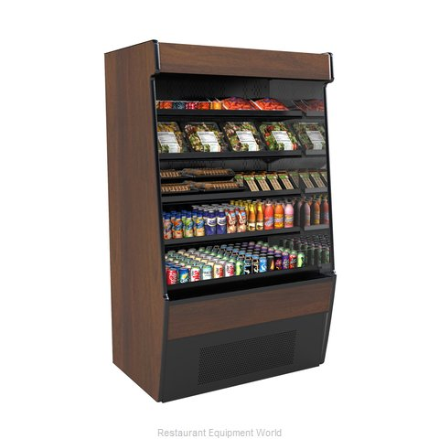 Structural Concepts CO67R Refrigerated Self-Service Case