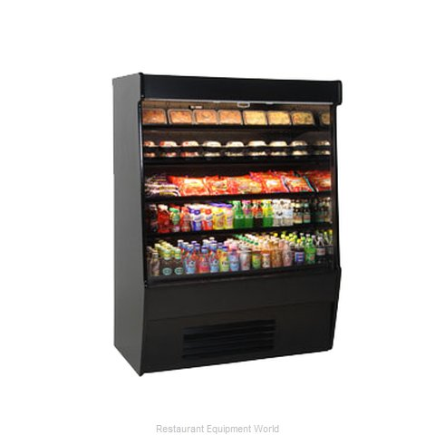 Structural Concepts CO67RZ Self-Service Refrigerated Open Air Screen Case