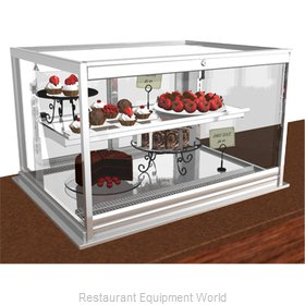 Structural Concepts DGS3623R Refrigerated Merchandiser, Drop-In