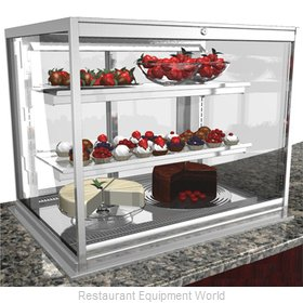 Structural Concepts DGS4830R Refrigerated Merchandiser, Drop-In