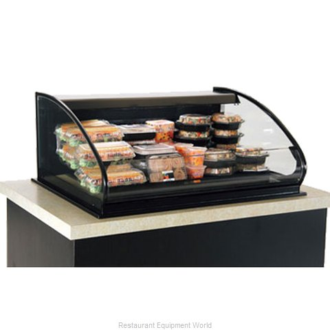 Structural Concepts DO4816R Self-Service Refrigerated Drop-In Case