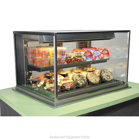 Structural Concepts DOS3623R Self-Service Refrigerated Drop-In Case